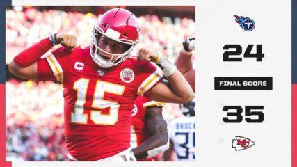 American League final: Chief 35-24 enters Super Bowl