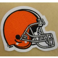 Cleveland Browns Logo Patches