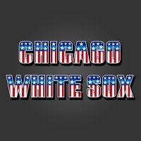 Chicago White Sox American Captain Logo iron on transfer