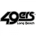 0-Pres Long Beach State 49ers Alternate Logo Iron-on Stickers (Heat Transfers)