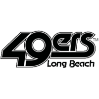 0-Pres Long Beach State 49ers Alternate Logo Decals Stickers