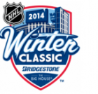 NHL Winter Classic Stickers