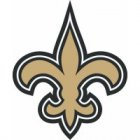 New Orleans Saints Iron Ons