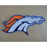 Denver Broncos Logo Patches