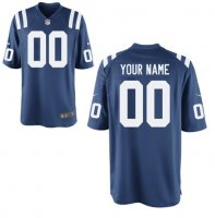 Indianapolis Colts Custom Letter and Number Kits For New Team Color Jersey