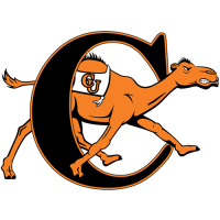 Campbell Fighting Camels 2008-Pres Primary Logo Decals Stickers