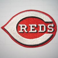 Cincinnati Reds Logo Embroidered Iron On Patches