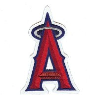 Los Angeles Angels of Anaheim Logo Embroidered Iron On Patches