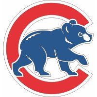 Chicago Cubs Cap Logo  Decals Stickers