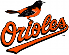 Baltimore Orioles Stickers
