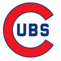Chicago Cubs Primary Logo  Decals Stickers