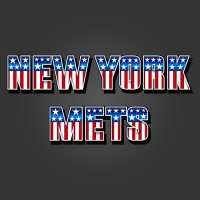New York Mets American Captain Logo iron on transfer