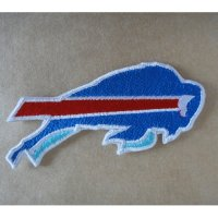 Buffalo Bills Logo Patches
