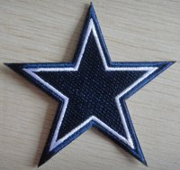 Dallas Cowboys Primary Logo Patches
