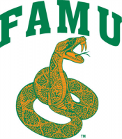 0-Pres Florida A&M Rattlers Primary Logo