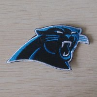Carolina Panthers Logo Patches