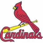 St. Louis Cardinals Iron Ons