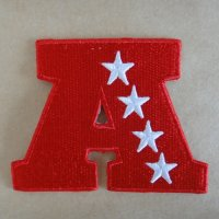 American Football Conference Primary Logo Patches