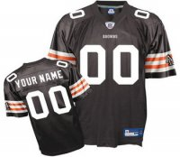 Cleveland Browns Custom Letter and Number Kits For Team Color Jersey2754915
