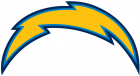 San Diego Chargers Stickers