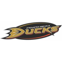Anaheim Ducks Alternate Logo  Iron-on Stickers (Heat Transfers) version 2