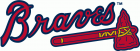 Atlanta Braves Stickers