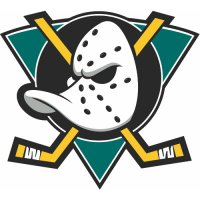Anaheim Ducks Primary Logo  Iron-on Stickers (Heat Transfers)