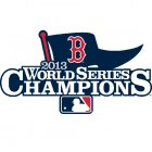 World Series Champions Iron Ons