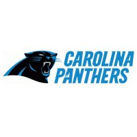 2012 Carolina Panthers Script Logo  Iron-on Stickers (Heat Transfers)