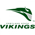 1999-Pres Portland State Vikings Primary Logo Decals Stickers
