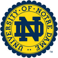 0-Pres Notre Dame Fighting Irish Alternate Logo Decals Stickers