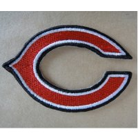 Chicago Bears Logo Patches