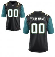 Jacksonville Jaguars Custom Letter and Number Kits For New Team Color Jersey