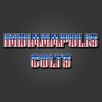 Indianapolis Colts American Captain Logo iron on transfer