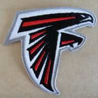 Atlanta Falcons Logo Patches