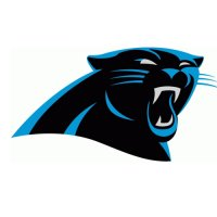 2012 Carolina Panthers Primary Logo  Iron-on Stickers (Heat Transfers)