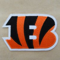 Cincinnati Bengals Logo Patches