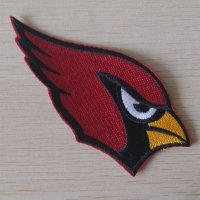 Arizona Cardinals Logo Patch